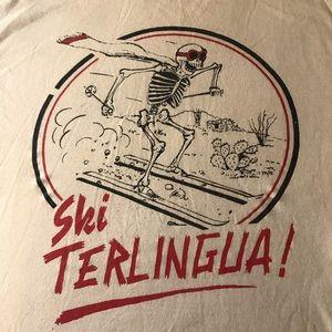 Vintage Tops - Vintage Ski Terlingua! Tee